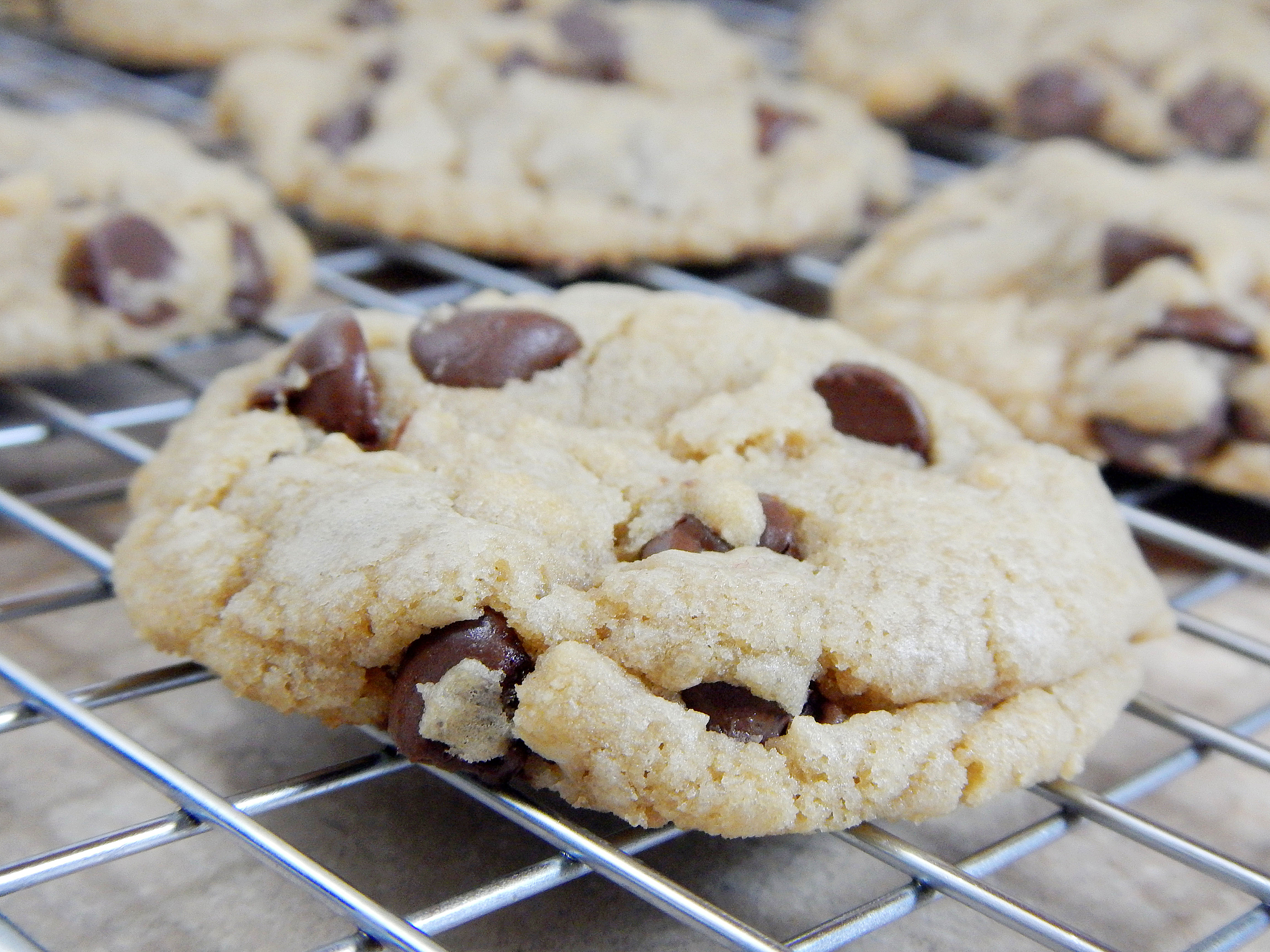 The Best Chocolate Chip Cookies | Frosting and a Smile