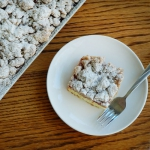 Grandma's Raspberry Crumb Cake (The Story of How a Cake Made Me Cry)
