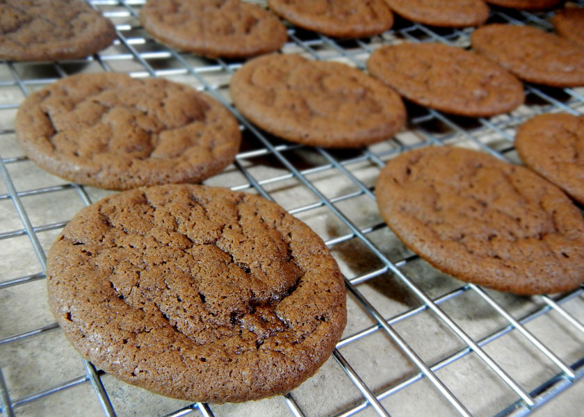 ... cookie sheets. Cookie scoops are some of my favorite kitchen utensils