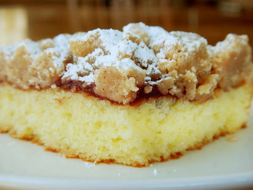 Grandma's Raspberry Crumb Cake (The Story of How a Cake Made Me Cry ...