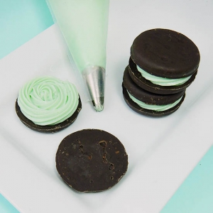 Girl Scout Cookie Sandwiches
