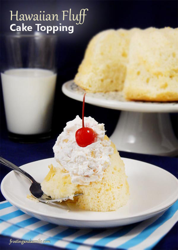Retro Betty Crocker Hawaiian Fluff Topping Recipe