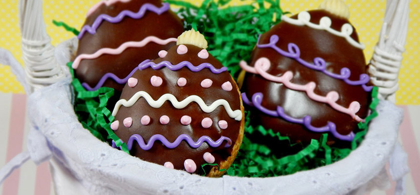 Easter Eclairs Slider